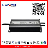 2015 K-49200W LED DRIVER PFC EMC Constant Current waterproof driver)