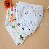 2016 Latest hot selling baby products new fashion fancy custom bibs bandanas for baby