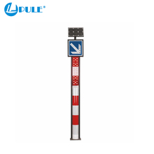 Popular electronic sign board electrical safety signs aluminium traffic sign