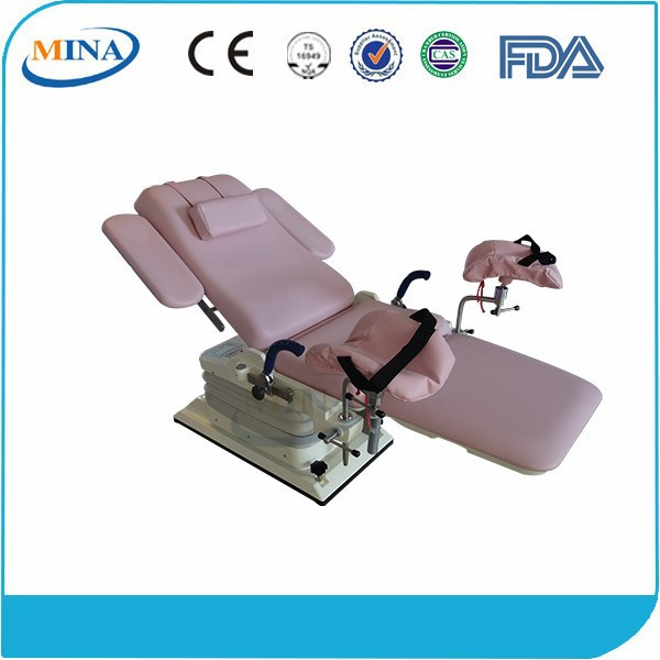 MINA-OBT012 Good quality CE&ISO approved hospital gynecology chair