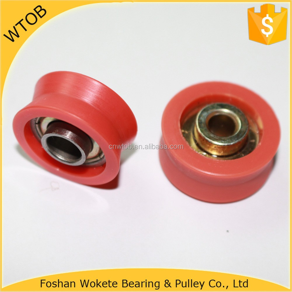 696 RS High Precision Pom Shower Door Plastic Pulley