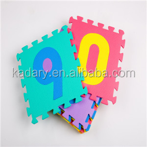 Color EVA Puzzle Mat