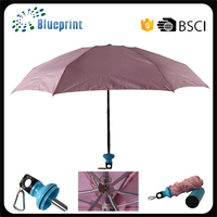 Promotional Portable Sport Rain Water New Bottle Umbrella Cost