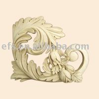 Hand Carved Exquisite Beautiful Wooden Crafts And Appliques(EFS-W-01)