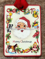 China made wholesale messages gift tags for Gifts