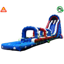 hot sale giant inflatable slide inflatable slip and slide for sale