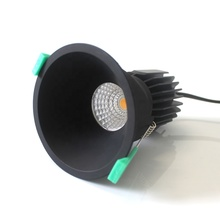 SAA MR16 module series led downlight reflector COB ceiling spotlight 9W commercial downlight with 90mm housing