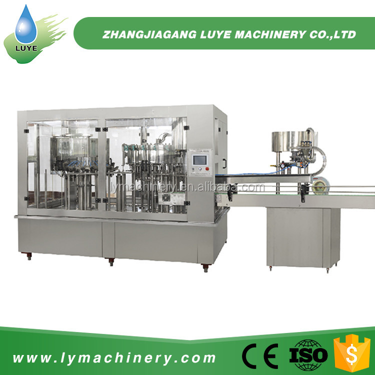 Soda water cola filling machine/Production Line