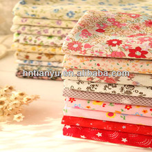 100% cotton fabric japanese fabric flowers design by chinese famous fabric manufacturer