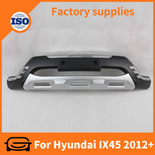 Front bumper guard for Hyundai IX45 2012+