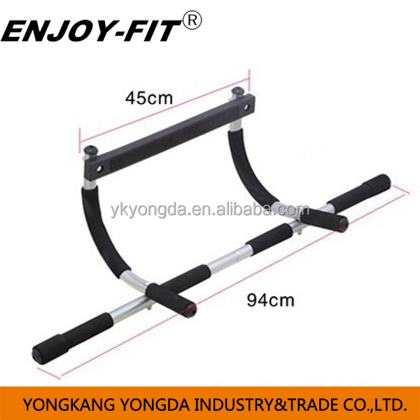 home use door gym bar push bar pull up bar chin up bar doorway push up