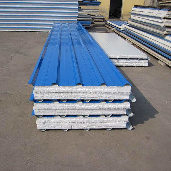 building material eps sandwich wall panel