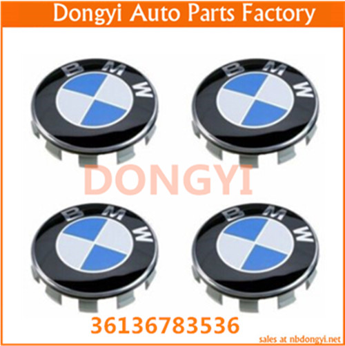 High quality OEM 36136783536 68 mm wheel hub cap