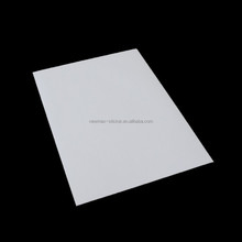 NEWMAX Glossy White Self-Adhesive PVC Sticker Lable Paper