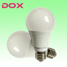 China Manufacturer 3w 5w 7w 9w 12w 15w led bulb parts,led bulb housing,led light bulb kit