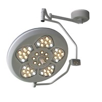 Ceiling Mounted LED Shadowless Operating Light