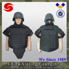 NIJ IIIA full body armor plate carrier with bulletproof plates