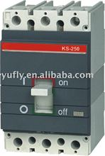 AM2 630A Low voltage Moulded case circuit breaker MCCB 3Pole 250A Electric circuit breaker