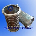 wire mesh filter cylinder with material stainless steel for beverage factory