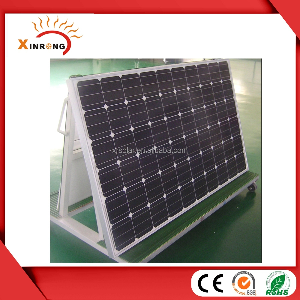 High Efficiency and Low Price Solar Panel 260 Watt Mono Silicon Solar Panel