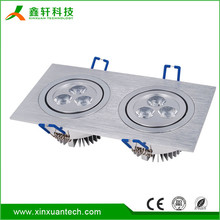 Hot china products wholesale 100lm/w modern epistar chip 6w led ceiling light