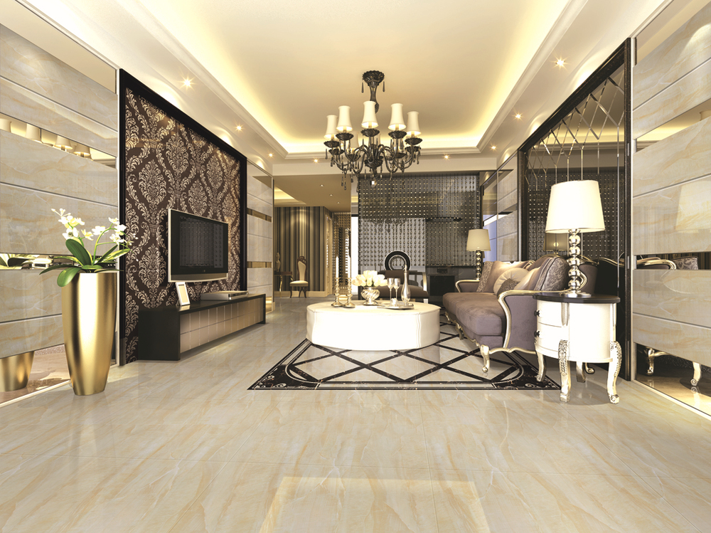 800x800 Polished Porcelain Tile Vitrified Tiles Tiles