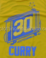 Stephen Curry #30 The City Throwback National Basketball Jerseys