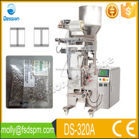 Vertical automatic bag grain fish feed packing machine DS-320A