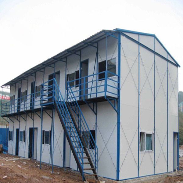High quality sandwich panel warehouse in Europe,hot sale prefab houses made in china