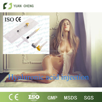 Hyaluronic Acid Breast Enhancement /butt injections/Supplier (Made in China)10ml
