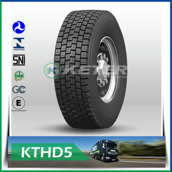 Manufacturer Truck Tire 315/80R22.5 with DOT, GSO/GCC, SONCAP, INMETRO, NOM All Steel Truck Tire