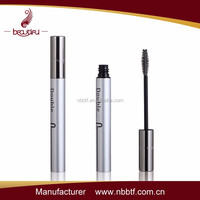 8 ml Luxury empty aluminum packaging cosmetic for mascara container