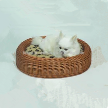 lovely wicker pet basket for sale