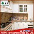 new design wooden kitchen cabinet