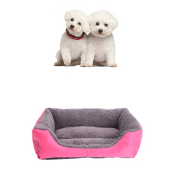 Oxford Fabric Memory Foam Dog Bed Cat Bed Pet Sofa Kennel Pet Beds