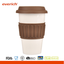 Promotional ceramic coffee mug shapes with customized pattern