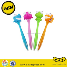 Supply High quality all kinds of animal shaped pop eye pens