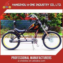 2017 New Deisgn Motor Bikes Harley Bike20 Inch Mini Professional Single Speed Chopper Bike