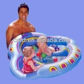 pool infaltable baby care seat
