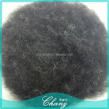 Aliexpres New Afro Kinky Curly Image Cheap Toupee for Men