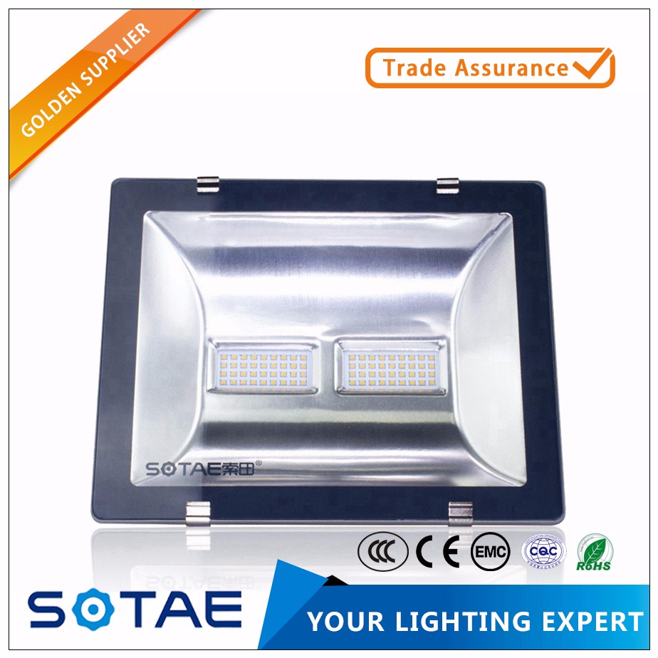 IP65 100 watt 230v outdoor led flood light 2017 hot sale