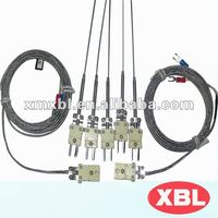 mineral insulated thermocouple types j probe