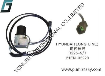 R225-5 R225-7 Stepping motor & Stepper motor(LONG LINE),R225 Throttle motor 21EN-32220