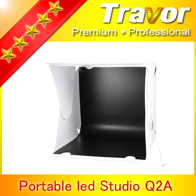 mini Portable folding lightbox softbox light tent