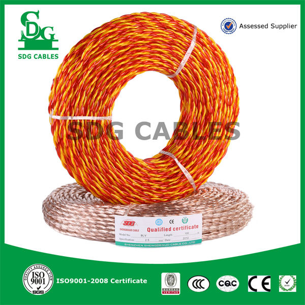 SDG supply high quality electrical cable wire south africa