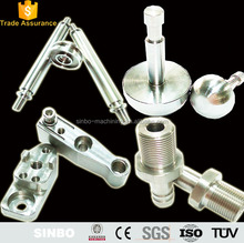 Custom-made nickel plating /chrome plating supermax cnc milling machine precision shaft hot water cylinders parts