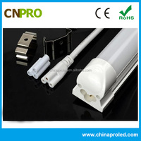 360 degree led light tube t8 18W 120cm smd2835 milky and transparent cover