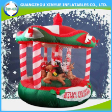 2014 super quality funny lowes christmas inflatable house decoration