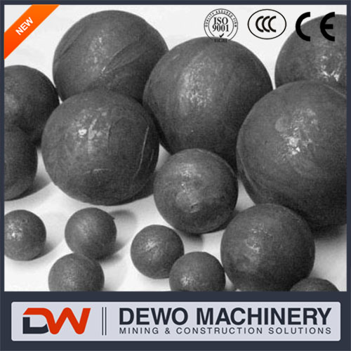 Forged Steel Balls for Ball mill as Grinding media