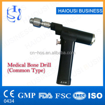 Surgical instrument black type High standard power cannulatd drill